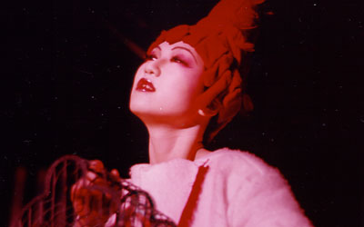 ナツノムシ劇場のイメージ